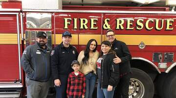 Photos - Honoring First Responders: Congratulations Richard Garcia!