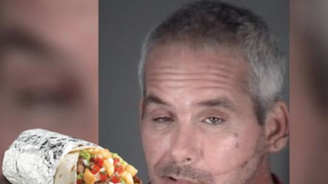 Chuck Dizzle - Man Arrested For Throwing A Burrito At His Girlfriend!