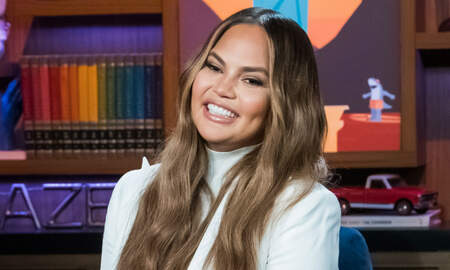 Entertainment News - Chrissy Teigen Reveals Which Celebrities Have Slid Into Her DMs