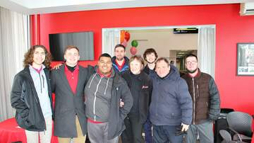 Photos - B104.7 at Fuccillo Kia of Clay (PHOTOS)