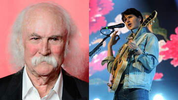 Music News - David Crosby Has No Idea What A Vampire Weekend Is