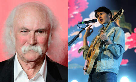 Rock News - David Crosby Has No Idea What A Vampire Weekend Is