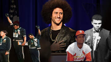 The Odd Couple with Chris Broussard & Rob Parker - Jarrett Bell: Kaepernick Right Up There With Muhammad Ali