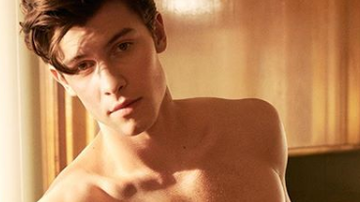 Happening NOW - Insta: Shawn Mendes for Calvin Klein