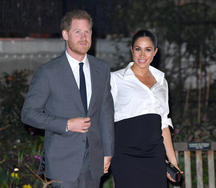 Meghan Markle Might Feng Shui New Home Frogmore Cottage  | iHeartRadio
