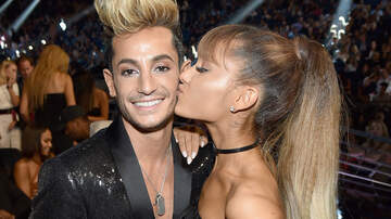 Music News - Ariana Grande Congratulates Her Brother Frankie On 20 Months of Sobriety