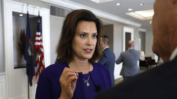 Joey Radio - Michigan Gov. Gretchen Whitmer Calls Out Comments About Her 'Curves'