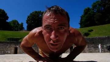Steve Wazz - The Best Sign You're Healthy Is . .  Whether or Not You Can Do 40 Push-Ups?
