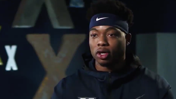 Lance McAlister - Watch: Powerful story of XU's Tyrique Jones and his mother