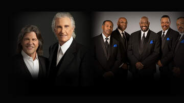 None - The Righteous Brothers & The Temptations @ RIVERBEND
