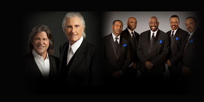 The Righteous Brothers & The Temptations @ RIVERBEND | 70's