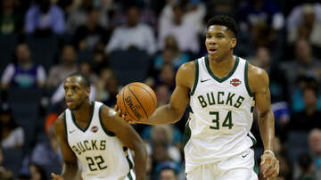 Drew & K.B. - Drew and KB Talk Giannis and All-Star Game with Eric Nehm