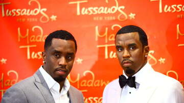 Papa Keith - Diddy's Wax Figure at Madame Tussauds in NYC is Decapitated