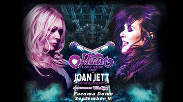 Contest Rules - Thursday Ticket Takeover: Heart & Joan Jett and the Blackhearts 2/21 Rules