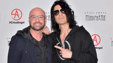 CMT Cody Alan - Cody Alan's MINDBLOWING Encounter With Magician, Criss Angel