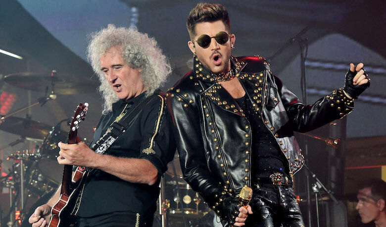 Queen Is Performing At The Oscars With Adam Lambert