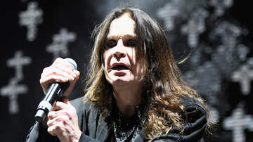 Maria Milito - Ozzy Osbourne Cancels Tour of Australia, New Zealand, Japan Due to Illness