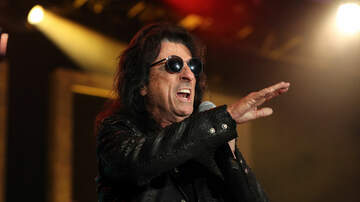 Dr. John Cooper - Alice Cooper Announces UK Tour for 50th Anniversary