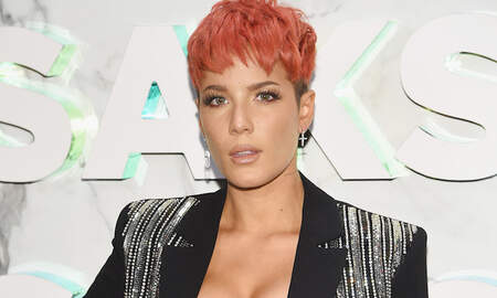 Entertainment News - Fans Suspect Halsey Is Pregnant After Singer Teases 'Biggest Secret' Reveal