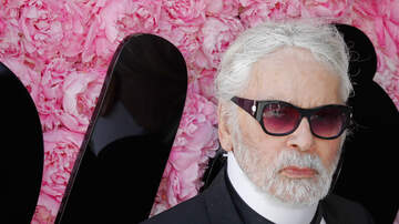Mary the Web Girl - Celebs Mourn the Passing of Fashion Icon Karl Lagerfeld