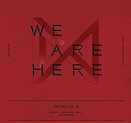 MONSTA X Drops New Album 'Take 2 We Are Here' & Share