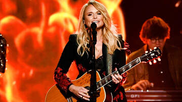 Music News - Miranda Lambert + Husband, Brendan McLoughlin Plan To 'Go The Distance'