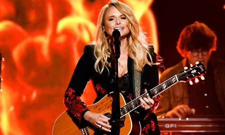 Music News - Miranda Lambert + Husband, Brendan McLoughlin Plan To 'Go The Distance'