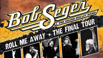 None - Bob Seger Roll Me Away Tour Charlotte and Raleigh