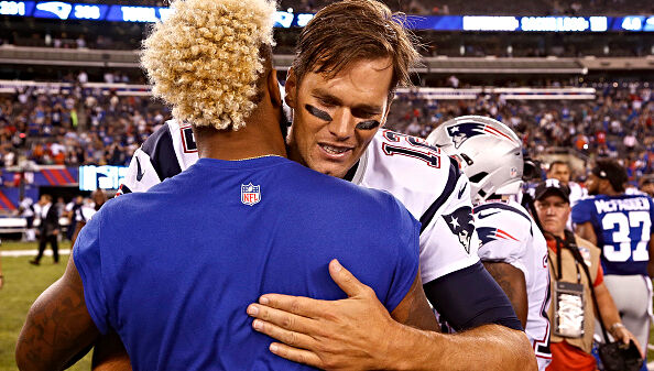 Odell Beckham Jr. Rumored to the Patriots is REAL NEWS