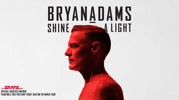None - Bryan Adams Shine a Light Tour 2019 Charlotte Raleigh