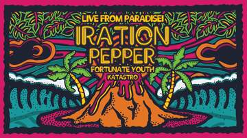 None - Iration Pepper Live From Paradise Summer Tour