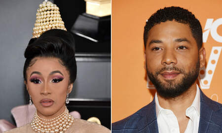 Trending - Cardi B Slams Jussie Smollett Over Claims He Staged Attack