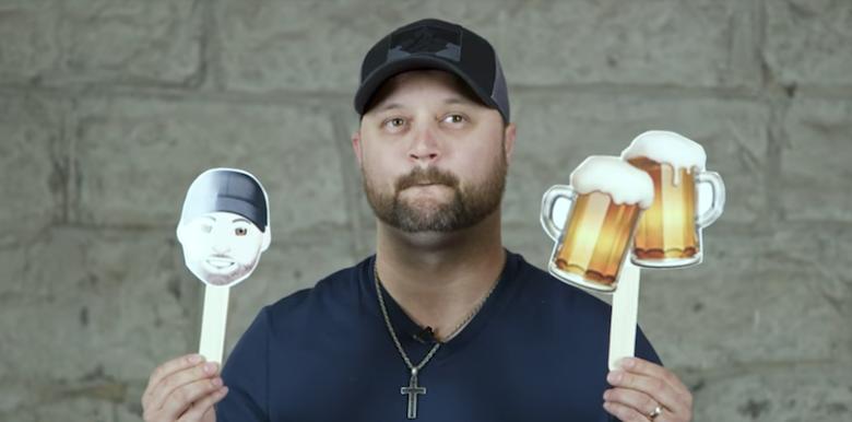 "Aaron Goodvin Talks ""Bars & Churches,"" Reveals Favorite Karaoke Song"