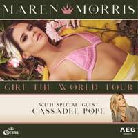 Win Tickets To See Maren Morris March 21st at Crystal Ballroom!