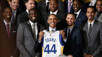 BIGVON - WATCH NOW: Steph Curry and Barack Obama Speak LIVE in Oakland!