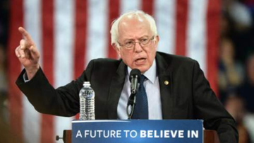 Chuck Dizzle - Bernie Sanders Announces Second US Presidential Bid