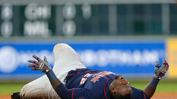 Twins Blog - Twins' Miguel Sano cut foot in celebration, out for at least a week | KFAN