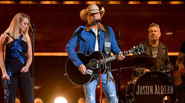iHeartCountry - Is Jason Aldean's Studio Sidekick Teasing Fans With Unexpected Collab?