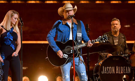 Music News - Is Jason Aldean's Studio Sidekick Teasing Fans With Unexpected Collab?