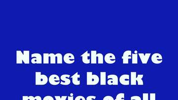 Mike Evans and The Memphis Morning Show - Best Black Movies!+
