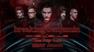 None - Breaking Benjamin, Chevelle, Three Days Grace in Hershey