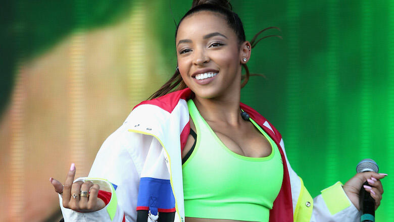 Tinashe Has Parted Ways With RCA Records