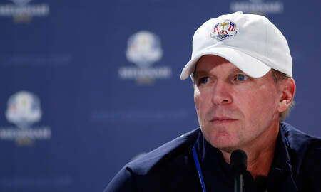Wisconsin Sports - Steve Stricker Named Captain of 2020 U.S. Ryder Cup Team