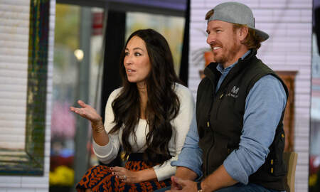 Entertainment News - Chip And Joanna Gaines Finally Reveal Their Next Big Project