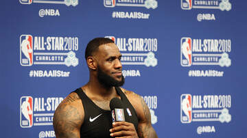 """DJ A-OH - LeBron James Confirms """"Space Jam 2"""" Filming This Summer"""
