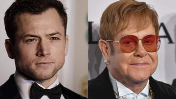 Rock News - See Taron Egerton Become Elton John For 'Rocketman' Biopic