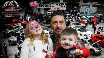 What's New On Fox Sports Radio 1230 - ICYMI: The 2019 QC Regional Auto Show | PHOTOS