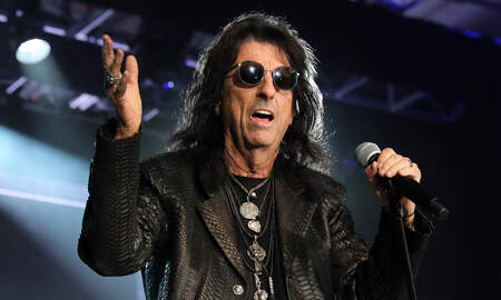 Rock News - Alice Cooper Thinks Next Rockstar Biopic Should Be About Him