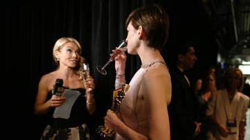 Ryan Seacrest - Kelly Ripa Tells LOL Oscars Tequila Story: 'I Was Nine Sheets to the Wind'