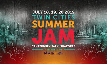 Twin Cities Summer Jam - Twin Cities Summer Jam 2019!
